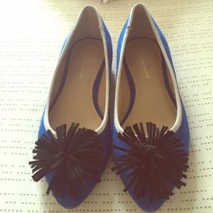 Anthropologie shoes!